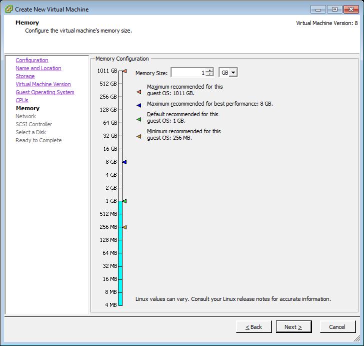 Building Ubuntu Server as a VM on ESXi - JohnBorhek com