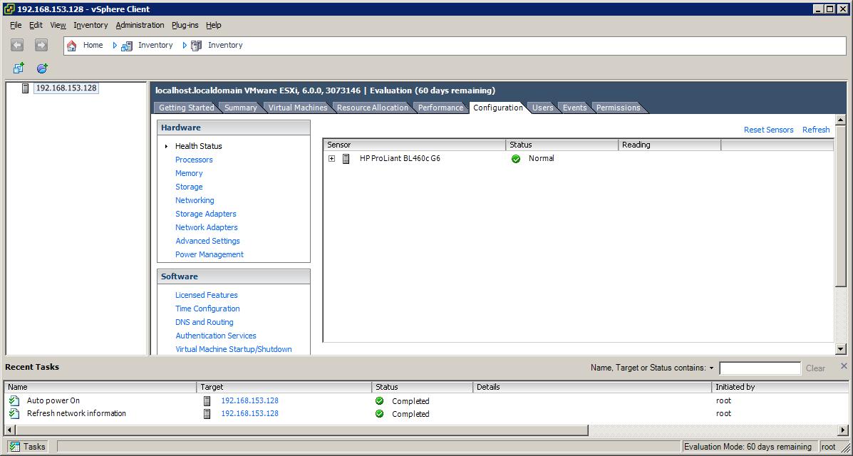 Install ESXi 6 to a physical server with IPMI - JohnBorhek com