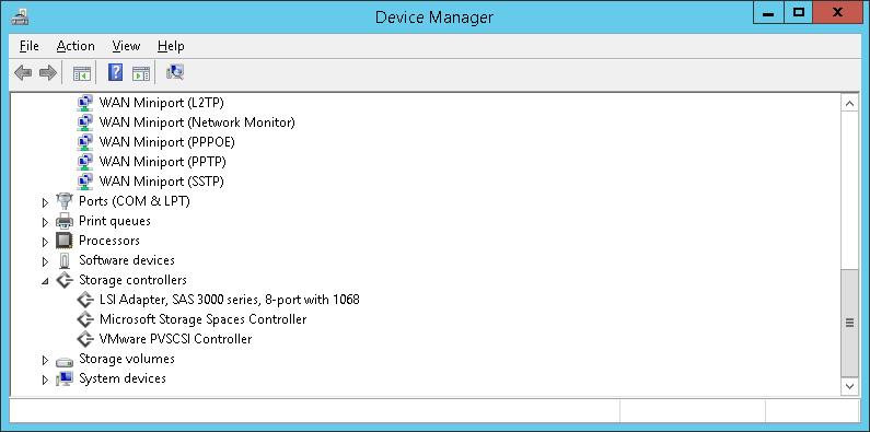 Using VMware Paravirtual devices - JohnBorhek com
