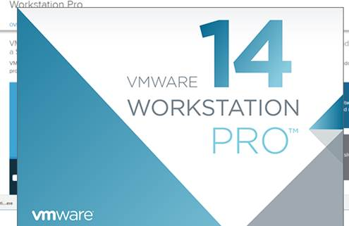 Installing VMware Workstation Pro 14